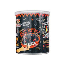Mister Potato Spicy Ghost Pepper Chips Daebak Limited Edition Pack Of  2