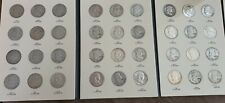 Franklin Half Dollars 1948-1963