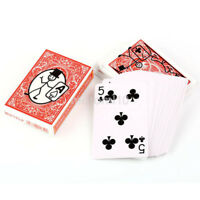 1PC CARTOON DECK PACK PLAYING CARD TOON MAGIC TRICK ANIMATION PREDICTION US