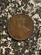 1933 Hong Kong 1 Cent Lot#Q2133
