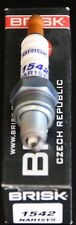 1X BRISK NAR15YS CANDELA HONDA CMX250C-T 250 TRX90 Sportrax 90 CRF50F 50 NUOVO