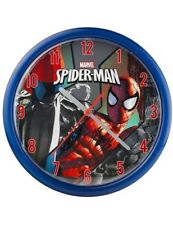 New Animated Children's Cartoon Character (Spider-Man) Wall Clock