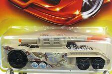 HOT WHEELS VHTF 2006 MAINLINE SERIES INVADER #193 WALMART CARD