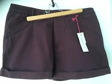 See By Chloe Cotton/Linen Shorts UK 14 RRP £170