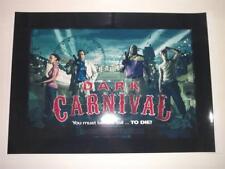 Left 4 Dead 2 'Dark Carnival' ~ A3 tamaño póster/Print ~ Nuevo