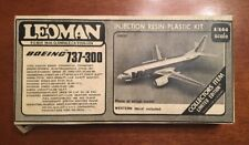 Western  Boeing 737-300 - Leoman 1/144 scale unassembled resin/plastic kit#A8420