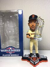 San Francisco Giants Angel Pagan 2012 World Series Champions Trophy Bobblehead