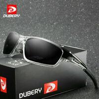 DUBERY Sport Polarized Driving Sunglasses Outdoor Riding Fishing Goggles Eyewear