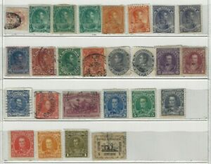 Old stamps Venezuela