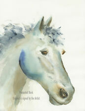 Equestrian Horse Art 12 x 16 Limited Edition Giclee Print
