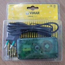 VIMAR JINGLELIGHT presa mobile multipla 4 intermittenza elettronica Luci Natale