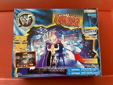 WWF Jakks Pacific Stage of Rage Smackdown 2002 (Rare)