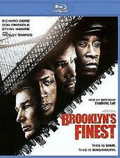 Brooklyn's Finest blu ray No scratches