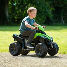 12v ATV Battery Electric Powered Ride on Kids Quad Bike Motorbike Outdoor Play