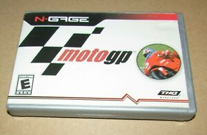 Moto GP for N-Gage Complete Fast Shipping