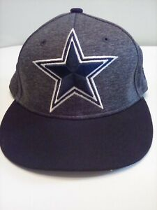 Dallas Cowboys New Era 59Fifty Fitted Cap Hat - Size 6 7/8 excellent condition