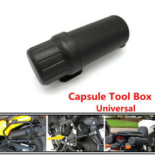 Motorcycle Capsule Tool Box Case Bag Storage Accessorie fit for Bmw Honda Yamaha (Fits: Mp3)