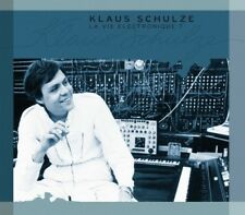 KLAUS SCHULZE - LA VIE ELECTRONIQUE VOL.7 3 CD NEW+