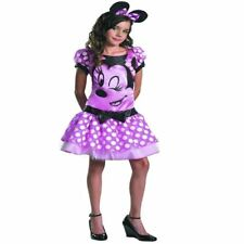 Disney Minnie Mouse Enfants Halloween Party fancy dress costume outfit 10-12