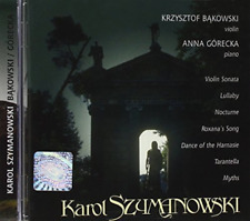Works for Violin and Piano [polish Import]  CD NEW