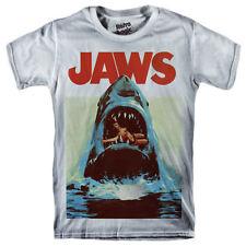 JAWS T-shirt - Steven Spielberg. movie.1975 Richard Dreyfuss sweatshirt. raglan