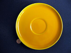 MELITTA Unterteller Untertasse 14,5 cm maisgelb HEIDELBERG