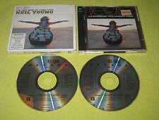 Neil Young Decade The Very Best Of 1966-1976 2 CD Album Classic Rock