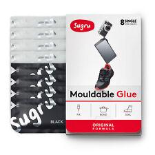 Sugru Mouldable Glue - Original Formula - Black & White (8-pack)