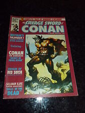 The SAVAGE SWORD of CONAN the BARBARIAN Comic - No 16 - Date 02/1979 - Marvel