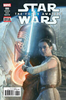 STAR WARS FORCE AWAKENS #6 MARVEL  2017 COVER A 1ST PRINT