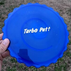 Rare Turbo Putt Quest Disc Golf  Putter NEW ---PICK your COLOR---