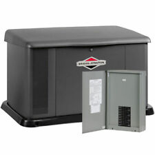 Briggs & Stratton 17kW Standby Generator System (100A 16-Circuit + AC Shedding)
