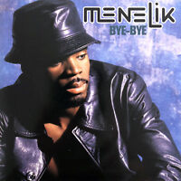 Menelik ‎CD Single Bye-Bye - France (EX+/M)