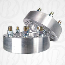 """TWO new 8 Lug 2"""" Wheel Spacers Adapters Ford F250 F350"""