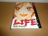 Life volume 1 by Keiko Suenobu Tokyopop Manga Graphic Novel Comic Book English