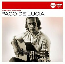 Jazz Club-Flamenco - Paco De Lucia (2008, CD NIEUW)