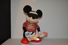 Mickey Mouse Rock n Roll Interactive Musical toy Singing Dancing Disney
