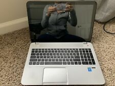 HP ENVY Touchsmart 15.6 Inch, Windows 8 OS, 750GB Laptop in Silver