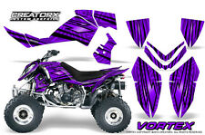 POLARIS OUTLAW 450 500 525 2006-2008 GRAPHICS KIT CREATORX DECALS VORTEX BPR