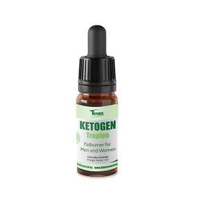 KETOGEN Keto Tropfen CB Slim300 Nahrungsergänzungsmittel Keton