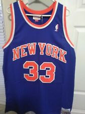 New York Knicks Patrick Ewing Mitchell & Ness Swingman Jersey