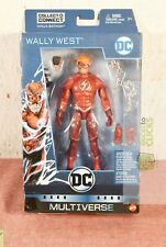 DC Comics Multiverse Signature Collection The Flash Wally West Figure