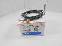 E2E-CR8C2 Omron New In Box Proximity Switch E2ECR8C2