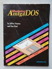 Mastering Amiga DOS User's Guide Book | Arrays Inc Stanton Pinal
