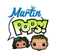Martin Pops 2 Funko Pop mystery box