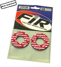 F.I.R RED GRIP DONUTS HONDA CRF250X CRF450X XR200 XR250 XR400 XR450 XR500