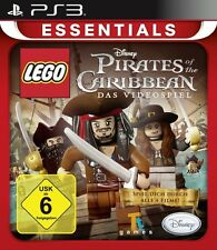 GW9773 Lego Pirates Of The Caribbean - Das Videospiel PS3 Neu & OVP