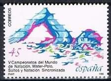 Spanje postfris 1986 MNH 2738 - WK Zwemmen Madrid