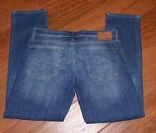 Men's Mavi Zach Straight Leg Jeans Size 36 x 32