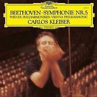 CARLOS/WP KLEIBER - BEETHOVEN: SINFONIE 5  VINYL LP NEW+ BEETHOVEN,LUDWIG VAN